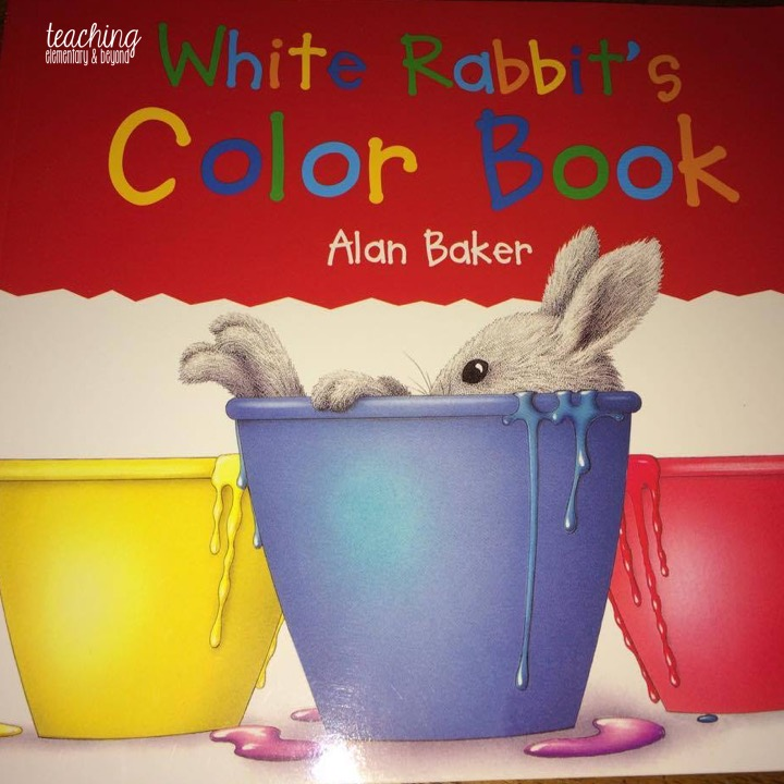 Books for Learning About Colors! - teaching elementary & beyond