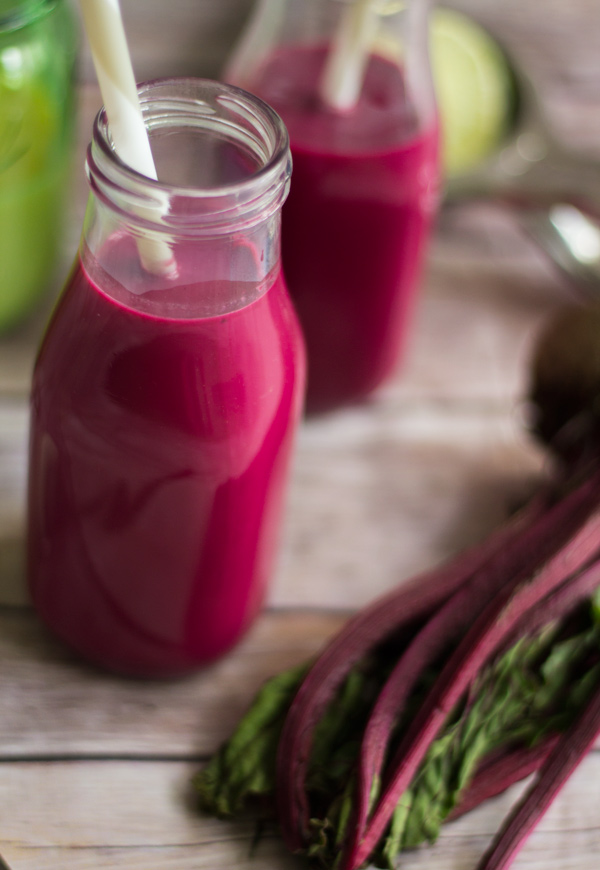 Beet root Punch