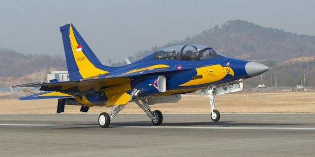 pesawat tempur t-50i golden eagle hawk mk 53 height=