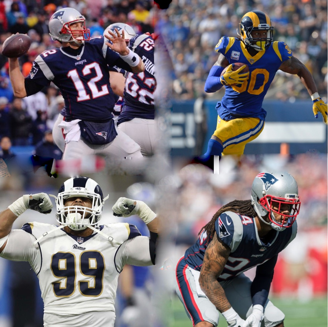f3ed888d Suite Sports: Super Bowl LIII Preview: A Rematch, Young vs. Old, Two ...