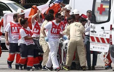 Ini Pernyataan Race Direction Terkait Kronologi Kecelakaan Maut Salom