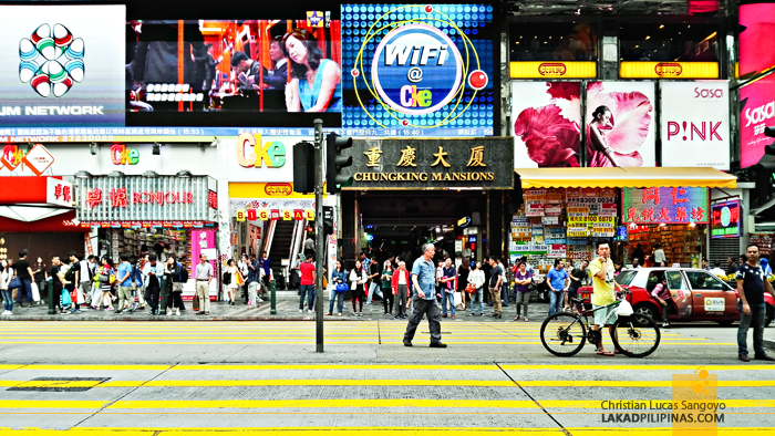 Hong Kong Walk TST