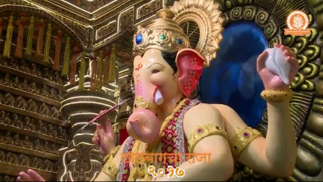 Lalbaugcha Raja 2018 in Mumbai HD Photos, Wallpapers,Images, Pictures, Photos