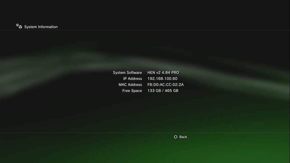 PS3 HEN V2 : Penyempurnaan dan perbaikan Hen versi 1