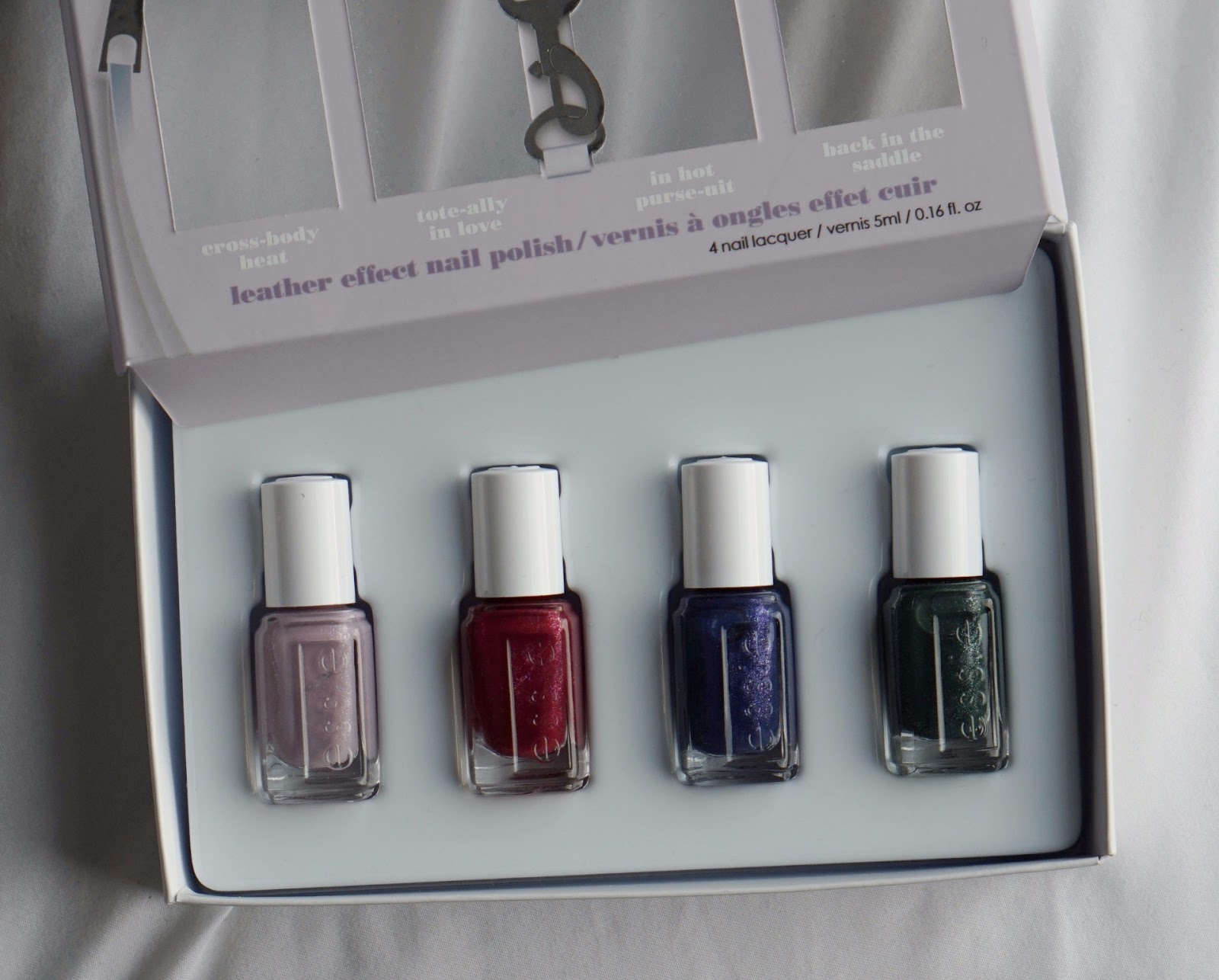 Essie Leathers Collection by Rebecca Minkoff- Holiday Gift Guide ...