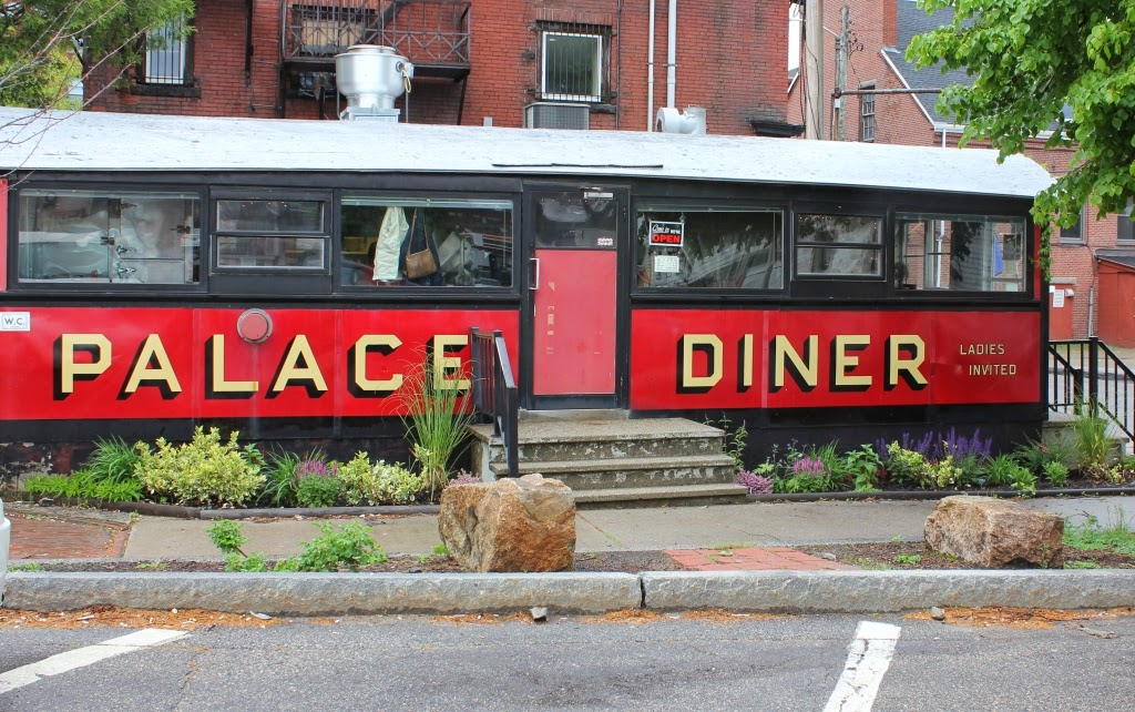 Palace Diner Biddeford Maine