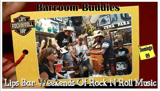 Concert de Barroom Buddies al Bar Lips