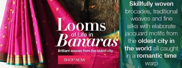 LimeRoad Launches #ShopByCity Saree Festival