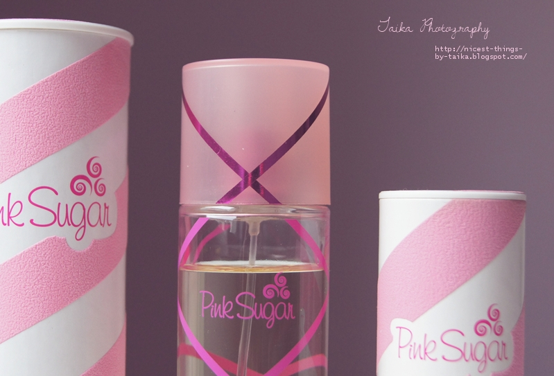 Gourmand Duft Pink Sugar