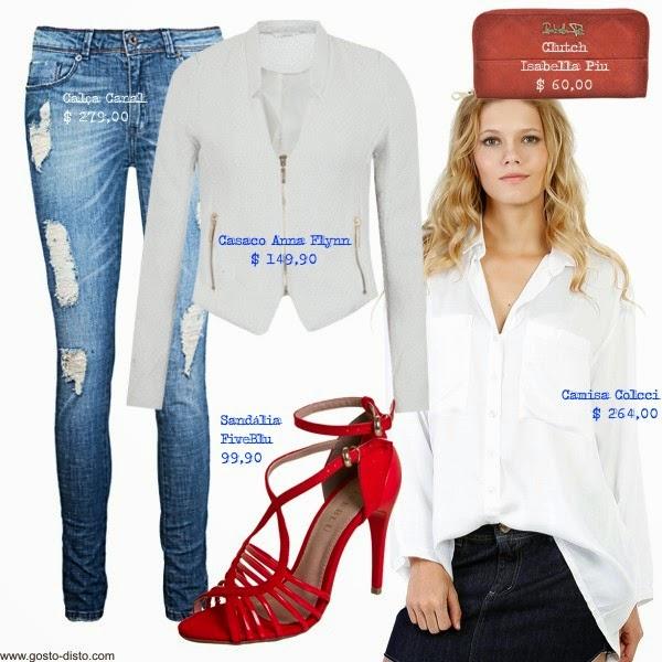 Moda de Rua: Maxi camisa branca ou camisão