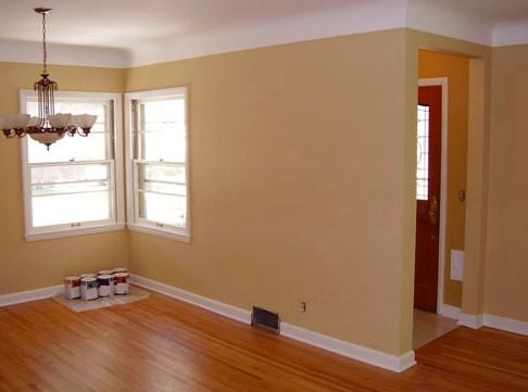 Contoh kombinasi warna cat interior rumah modern - Warna cat rumah modern