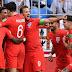 Inglaterra domina a Suécia e volta à semifinal da Copa após 28 anos