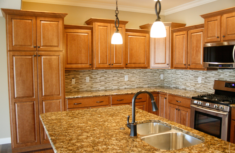 The Susan Horak Group Blog: 5104 Covington Ct. $439,900 on What Color Backsplash With Maple Cabinets  id=63782