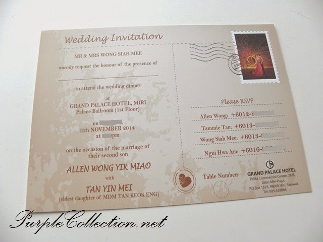postcard wedding invitation card, printing, piano, modern, photo card, bespoke, A5, flat card, matt lamination, kuala lumpur, sarawak, miri, sabah, selangor, singapore, australia, penang, perak, ipoh, melaka, negeri sembilan, seremban, johor bahru, kluang, sandakan, bintulu, kuching, cetak, kad kahwin, pos kad, online, purchase, envelope, handmade, hand crafted, personalised, personalized, custom design, chinese, vintage, stamp