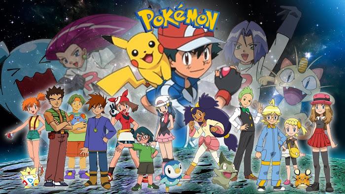 Ảnh trong phim Pokemon Tổng Hợp 1