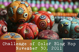 Challenge of Color Blog Hop
