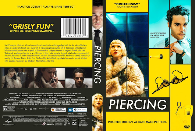 Piercing DVD Cover