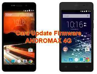 andromax 4g update firmware