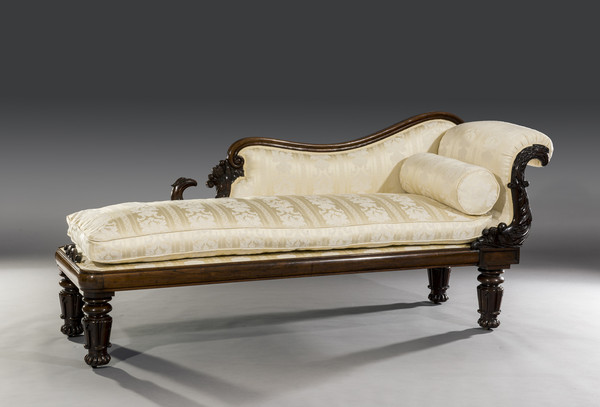 Francine howarth romancing history for Chaise longue history