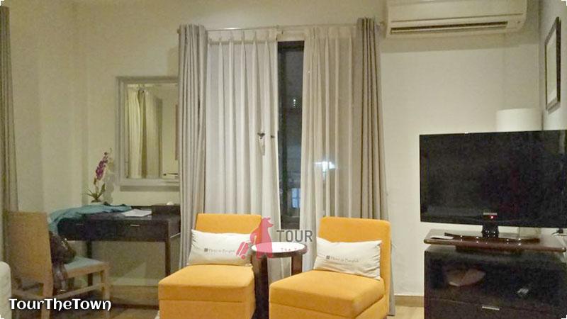 Info Hotel Bangkok Thailand