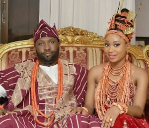 See Photos from The Wedding of Billionaire Igbinedion's Daughter On Saturday