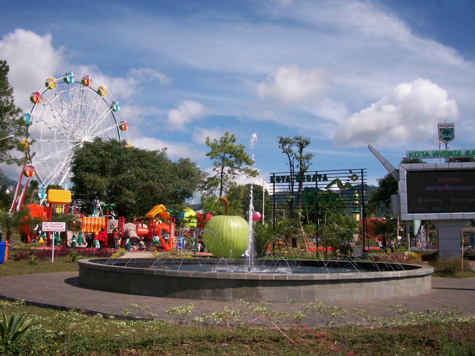 Wisata Malang Batu Sehari Wisata Jatim Park Batu Malang