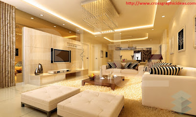 3d Interior Designing Innovative Design Rendering