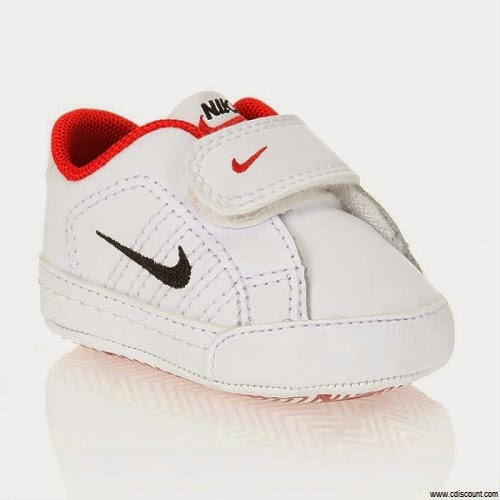 Joli basket bébé fille nike