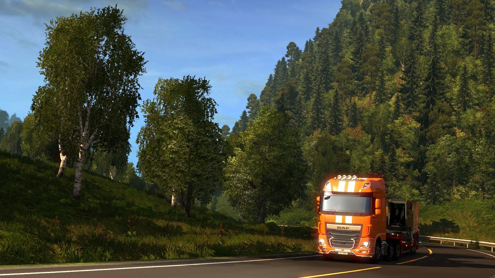 Euro Truck Simulator 2 - Games - Facepunch Forum