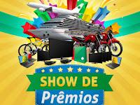 Promoção Show de Prêmios Farmácias Brasil Poupa Lar