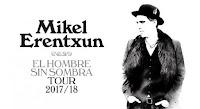 Concierto de Mikel Erentxun en Joy Eslava