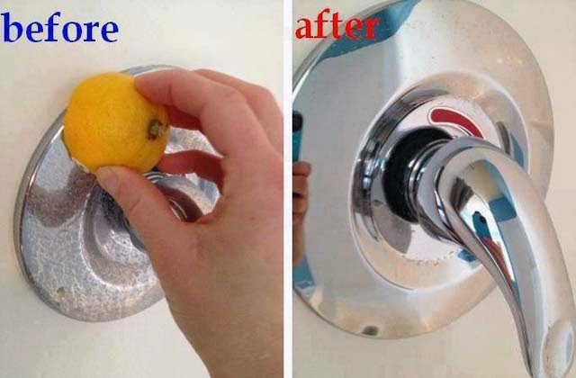 Bathroom Natural Cleaning Tips
