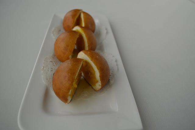Custard Buns