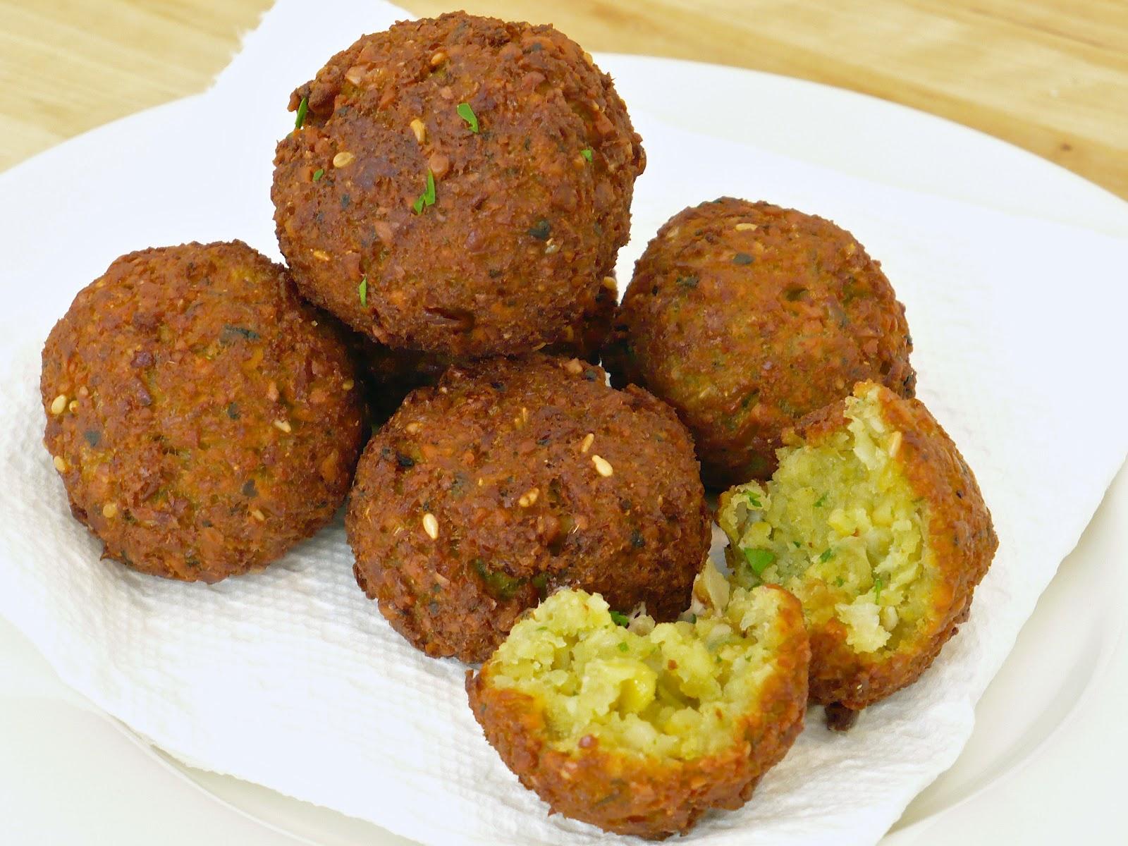 Falafel Food Processor
