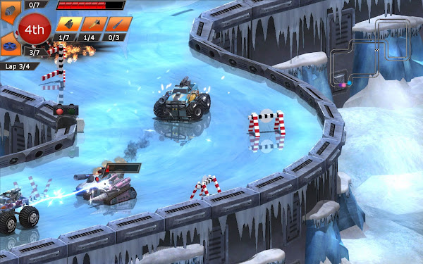 Screen Shot Of Motor Rock (2013) Full PC Game Free Download At worldfree4u.com