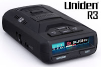 Uniden R3 Radar/Laser Detector