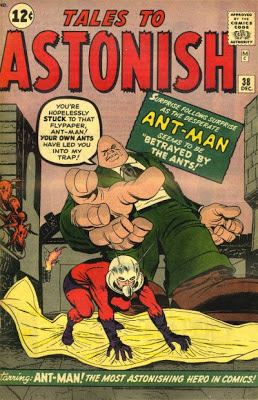 Tales to Astonish #38, Ant-Man