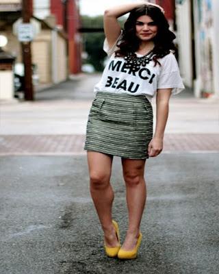 Outfits con MINIFALDAS tumblr que agradecerás haberlos conocido