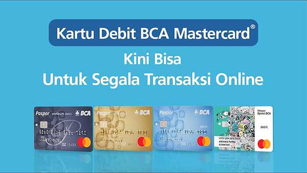 Transaksi Online Kartu Debit BCA Tidak Dapat Kode Keamanan