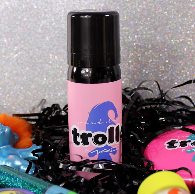 MAC Good Luck Trolls - Good Luck Locks Chromacraze Review