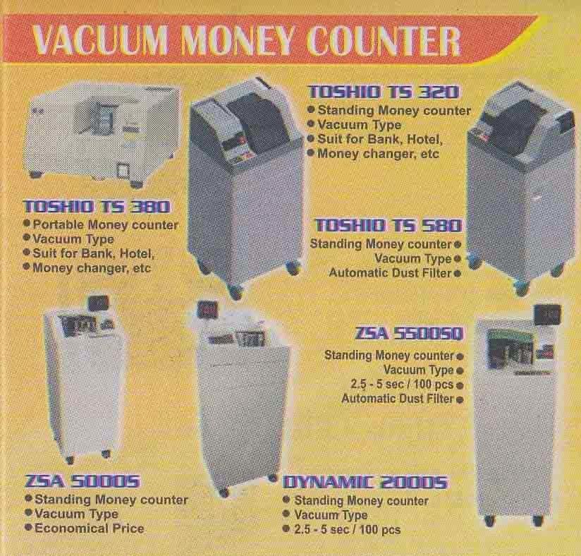 mesin hitung uang