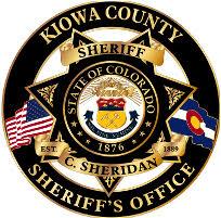Kiowa County Sheriff's Logo