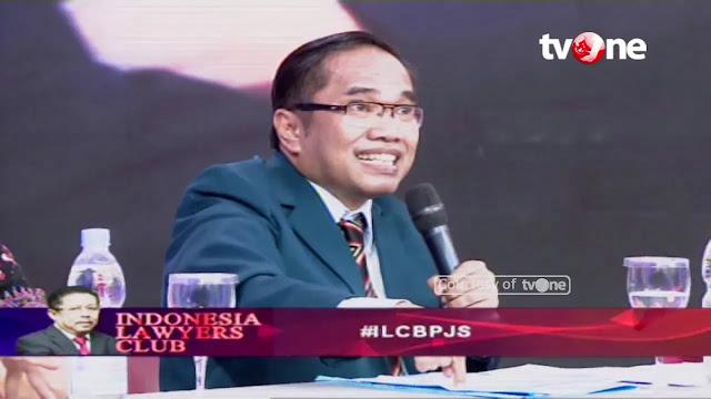 Di ILC, Dokter Indonesia Bersatu Bongkar Tuntas Persoalan Utama BPJS