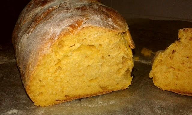 рецепт гарбузяного хліба