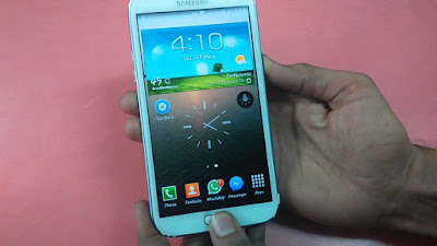 How to take a screenshot with the Samsung Galaxy Note 2