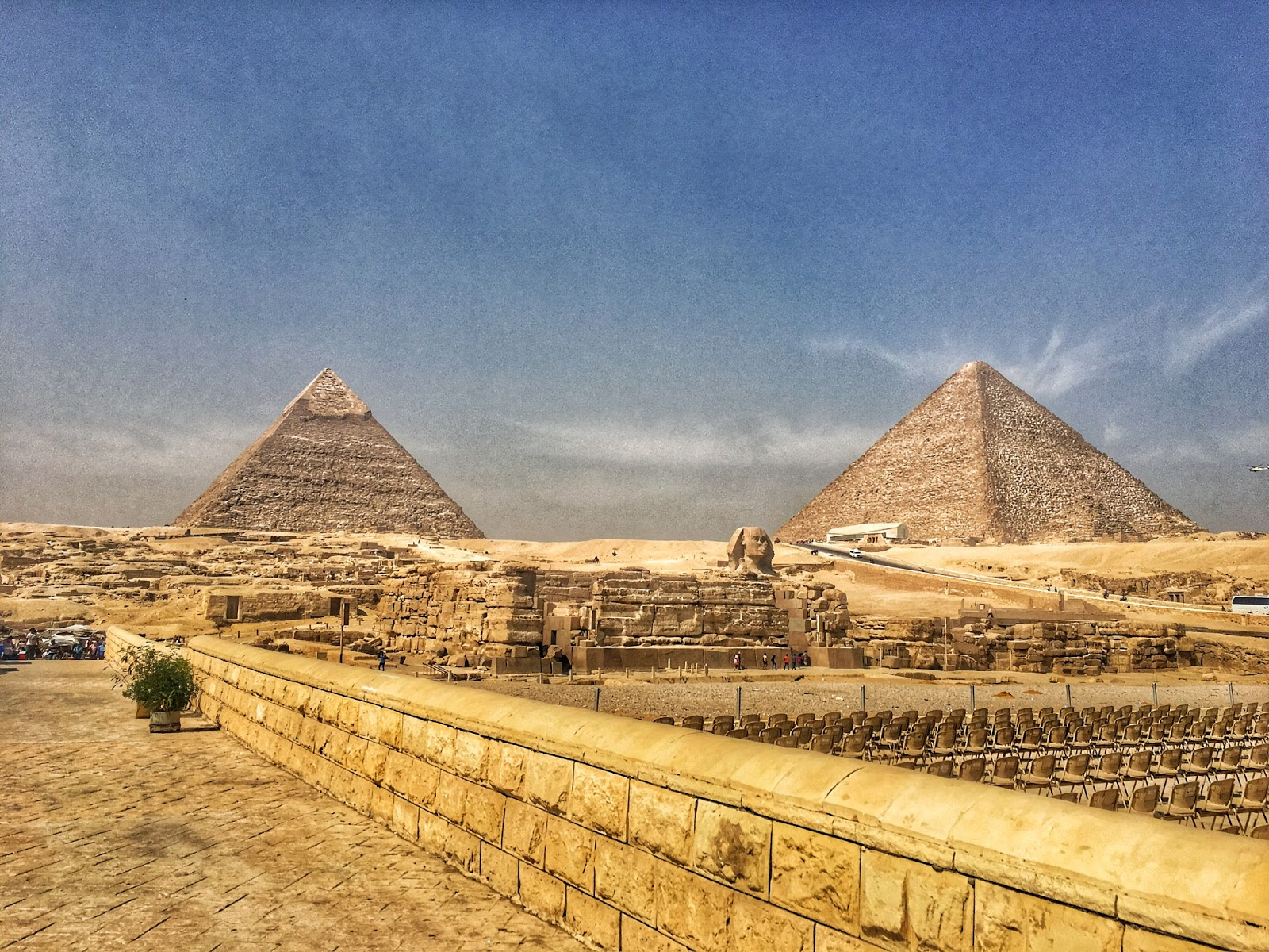 What is interesting in Egypt 98