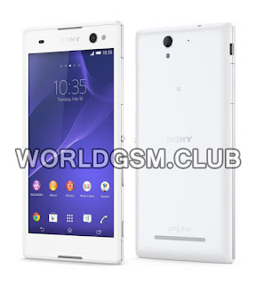 Sony Xperia C3 Dual D2502 Official Firmware