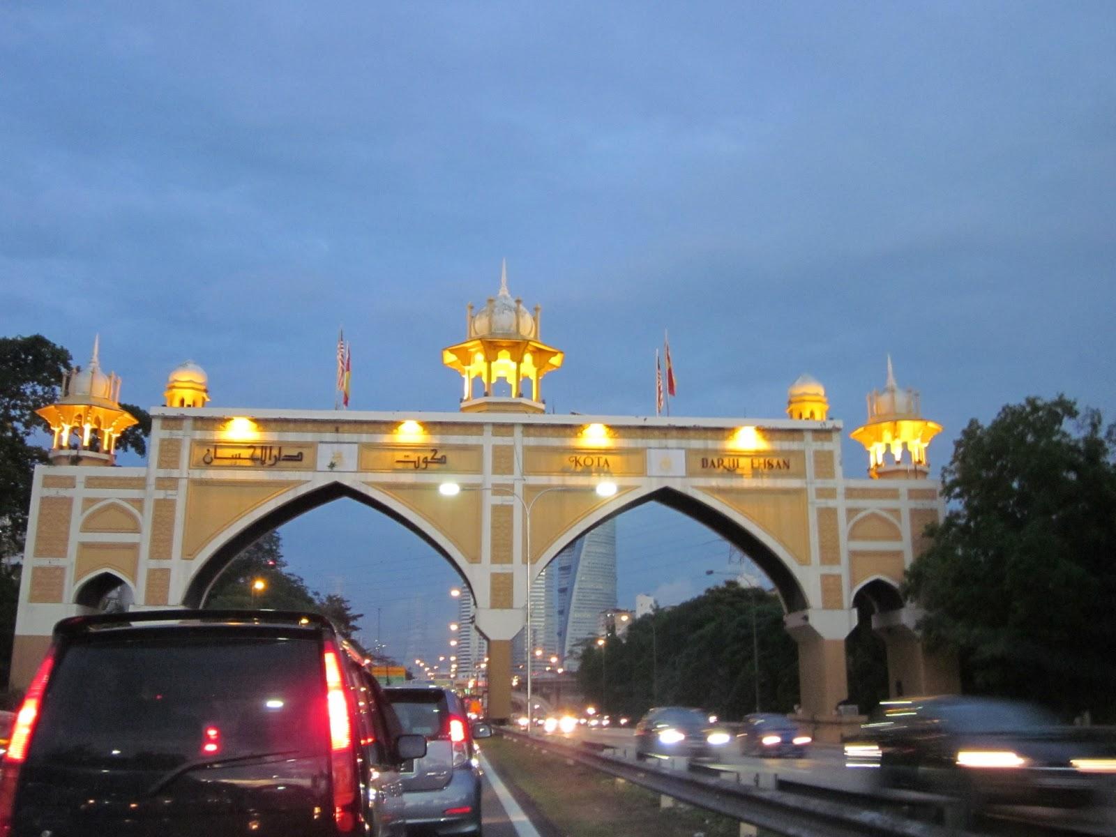 Pretty Simply Normal: Landmarks of Selangor: Kota Darul Ehsan