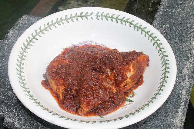 Sambal Ikan Tongkol Lauk Nasi Lemak Terengganu
