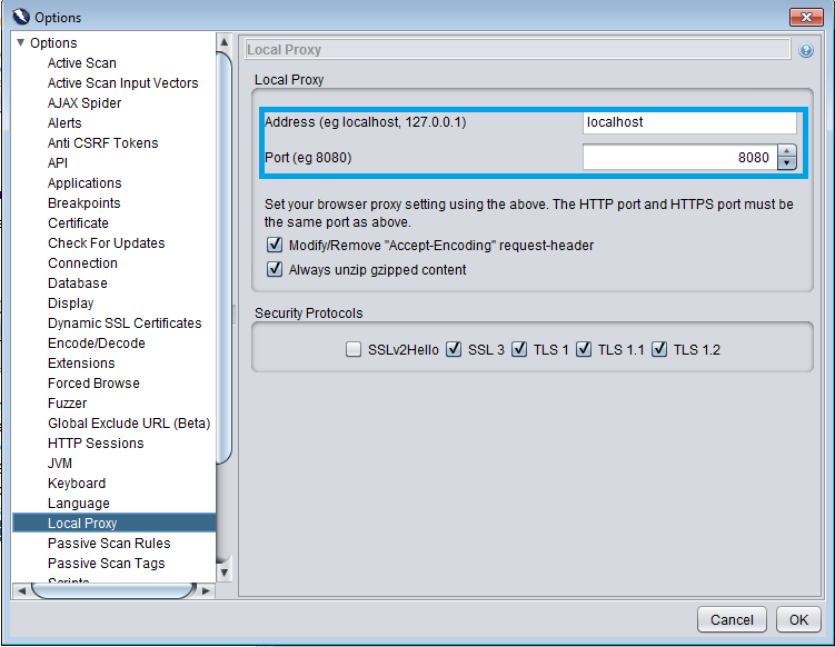 A quick tutorial for OWASP ZAP tool for beginners
